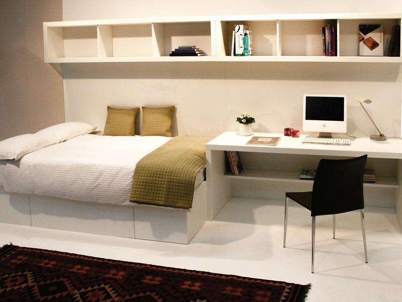 Bristol University Student Accommodation Bedroom