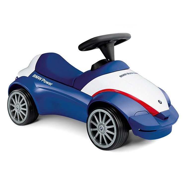 bmw baby racer ii motorsport bobby car im bmw motorsport. Black Bedroom Furniture Sets. Home Design Ideas