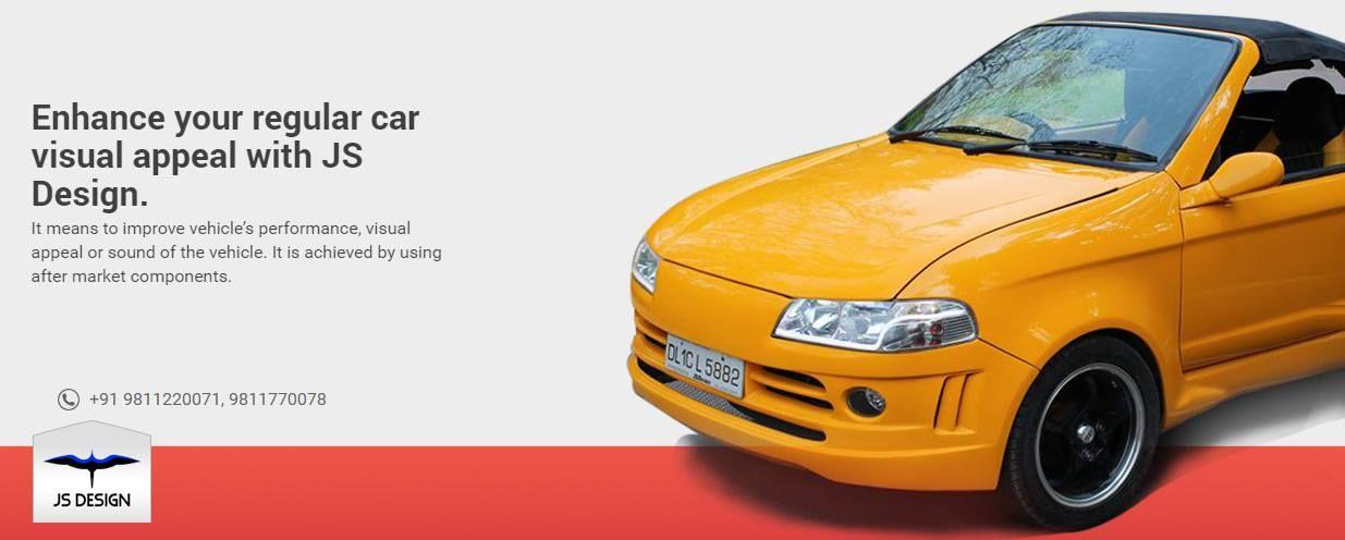 Car Restoration Repair Service In Delhi JS Design For - Cool cars service centre