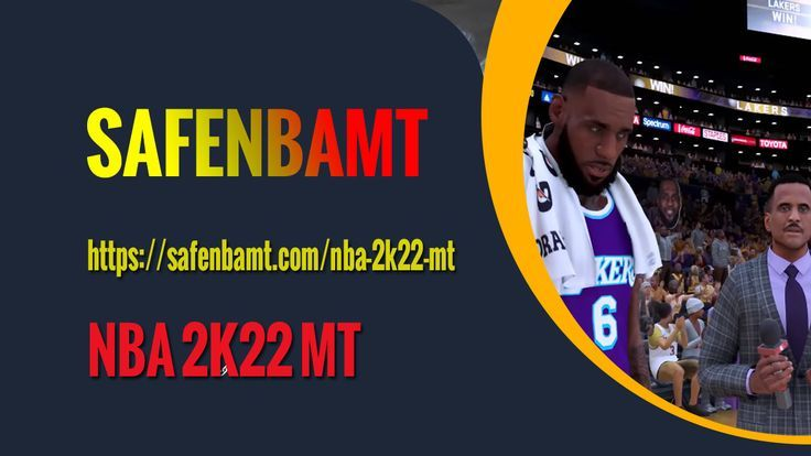 NBA 2K22 MT PS5