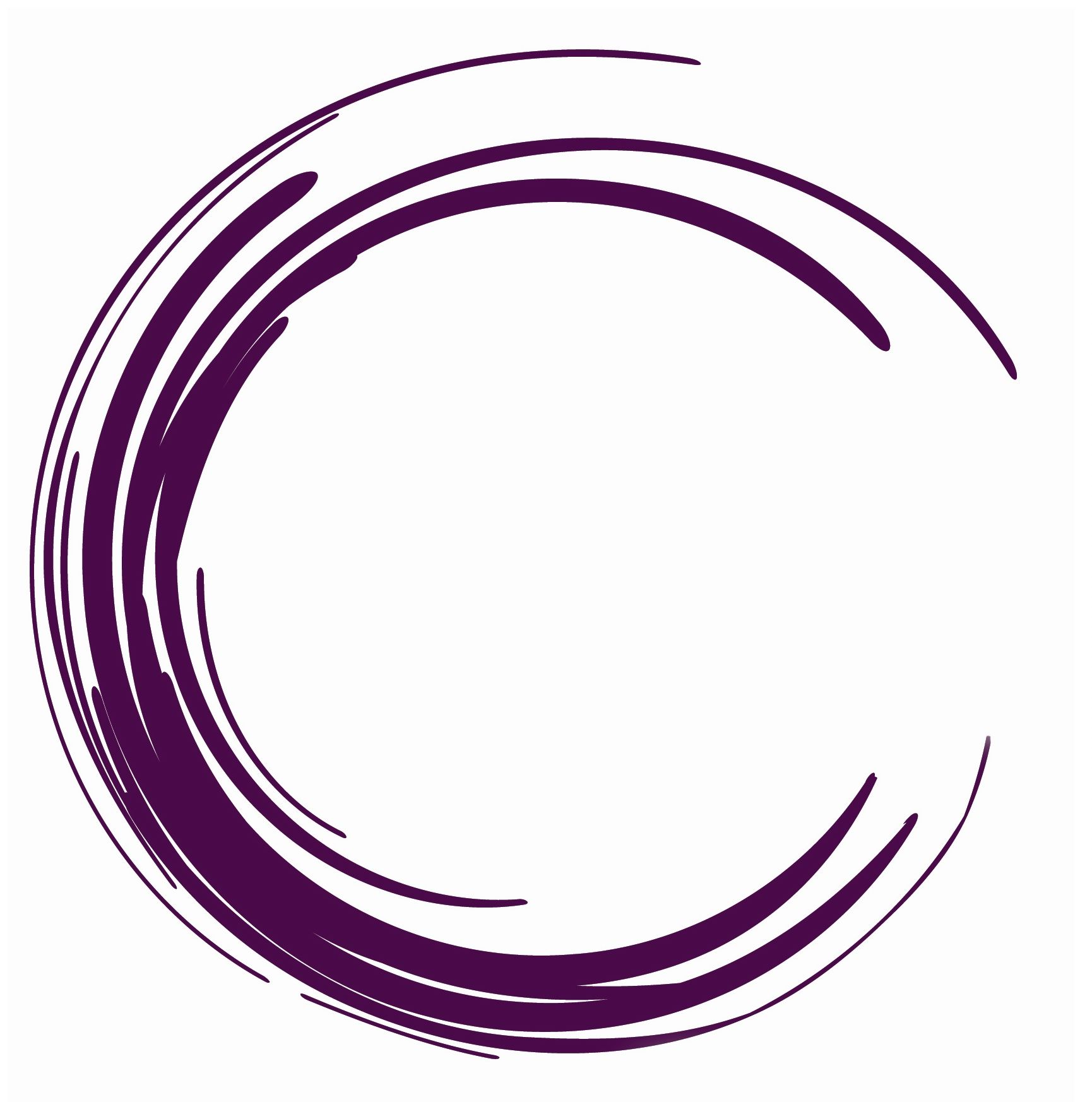 Circles eccentric incomplete logo by outerspace landscape for Outerspace landscape architects