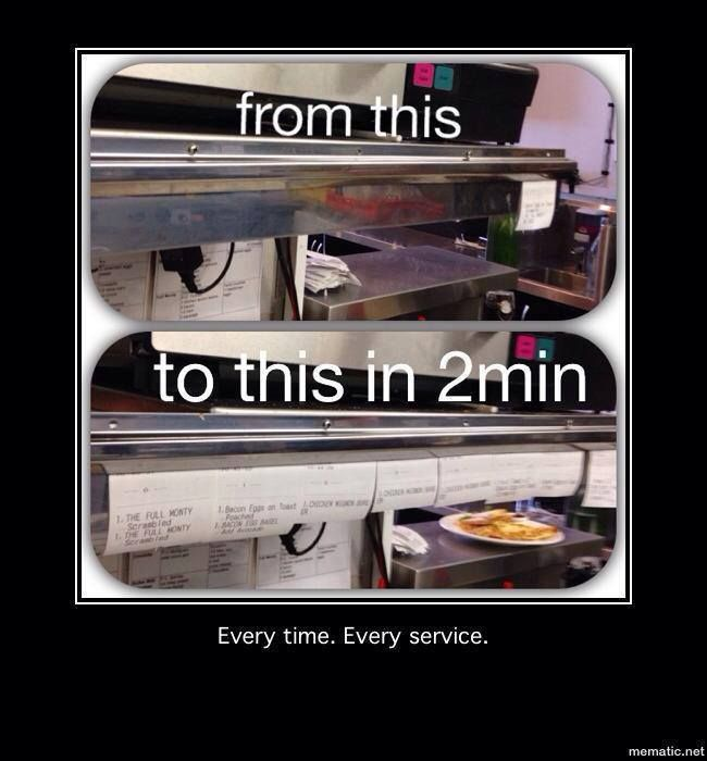 Oh Yes Oh Yes Kitchen Humor Chef Humor Restaurant Memes