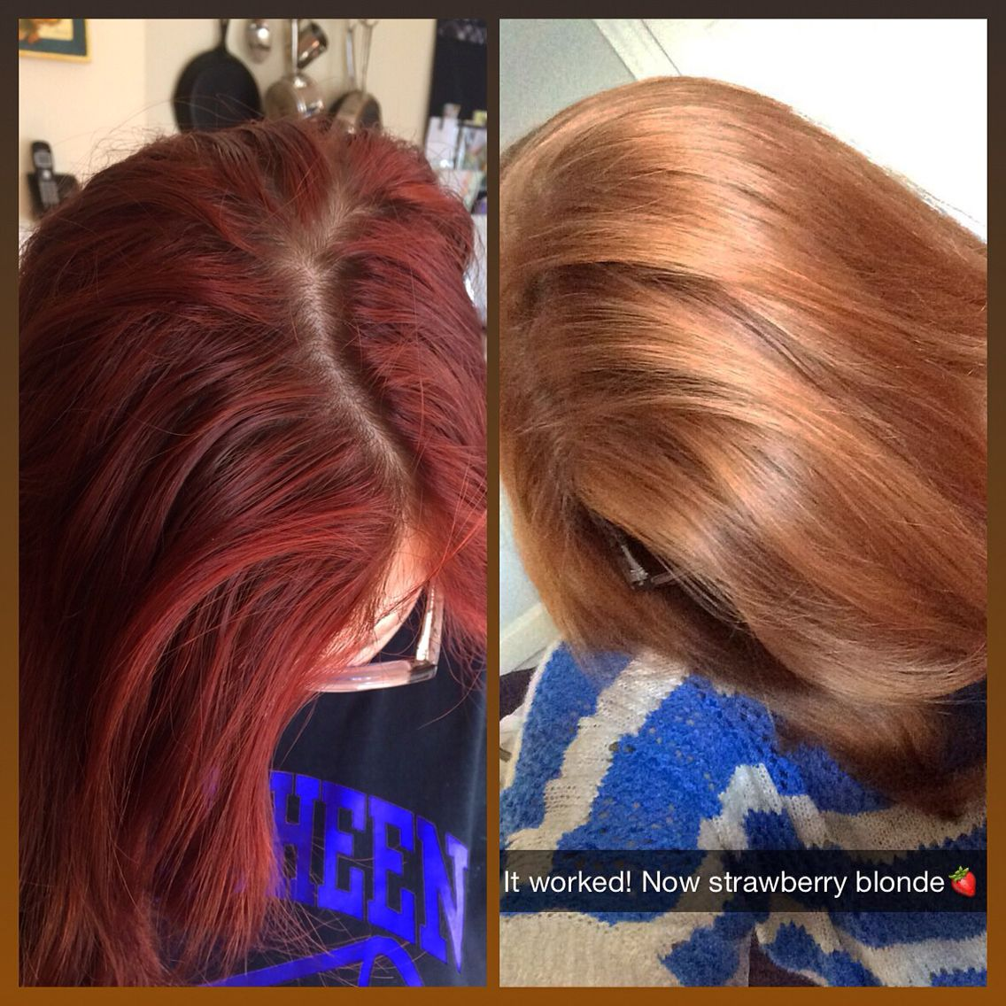 Before After Color Oops Hair Pinterest Color Oops Hair