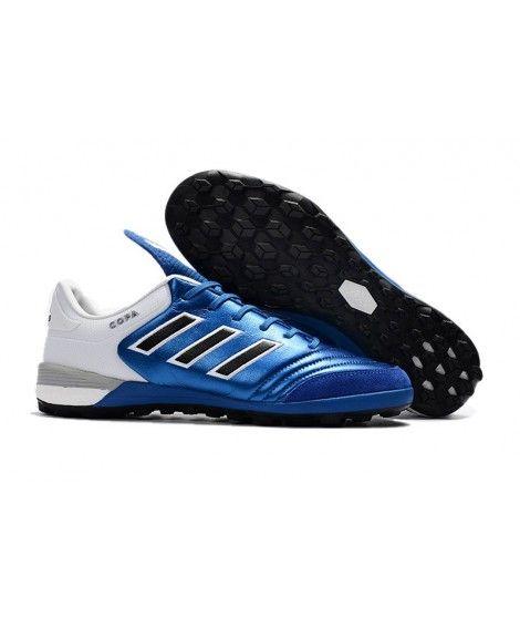 Adidas Copa Tango TF Na Um Ě L. Povrch Kopač KY Modrý Bílá č Ern.