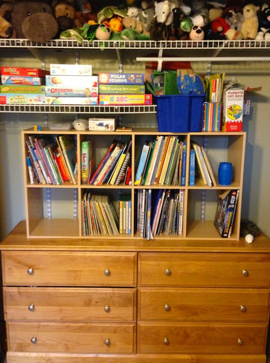 Day 4 Of 7 Clutter To Clean Organizing The Kids Rooms Done