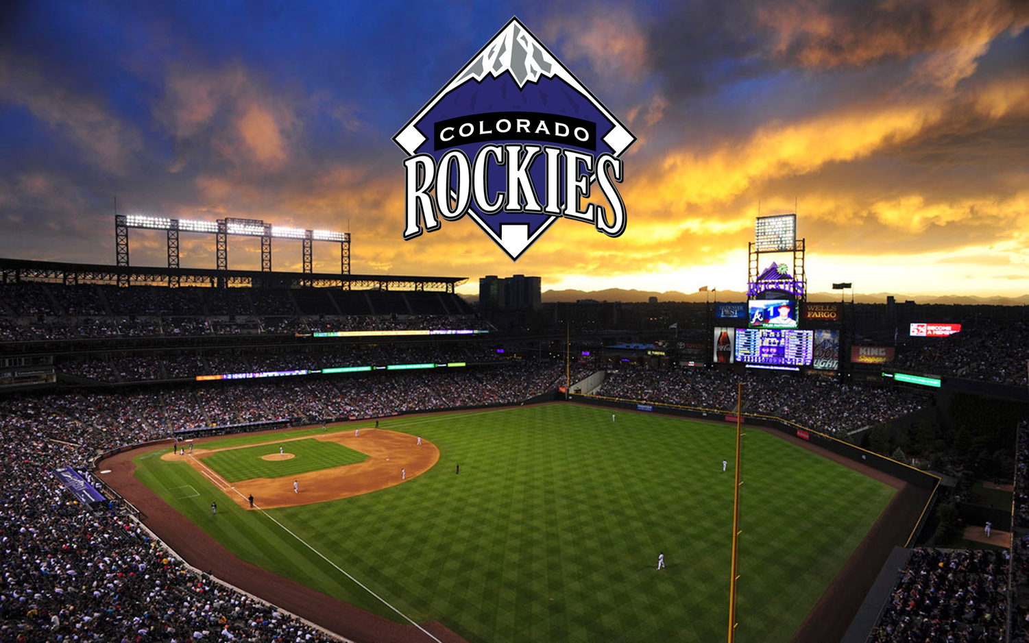 Best of luck to the Colorado Rockies as they start 2016 on