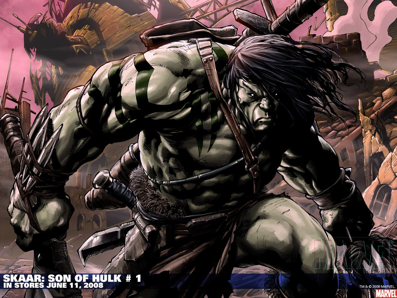 Hulk vs skaar - Google Search