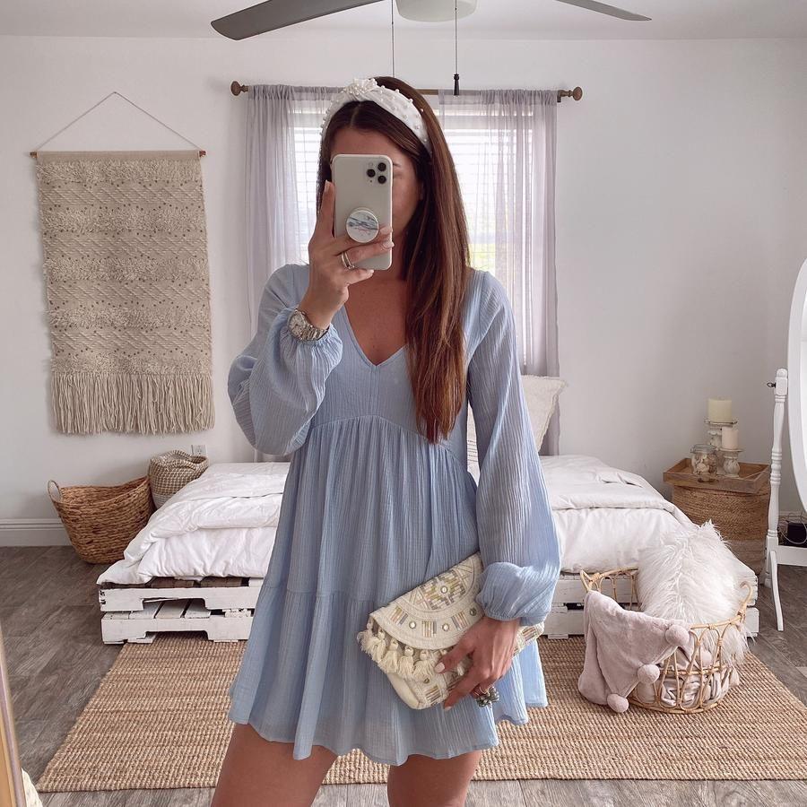 The Cecily Mini Dress