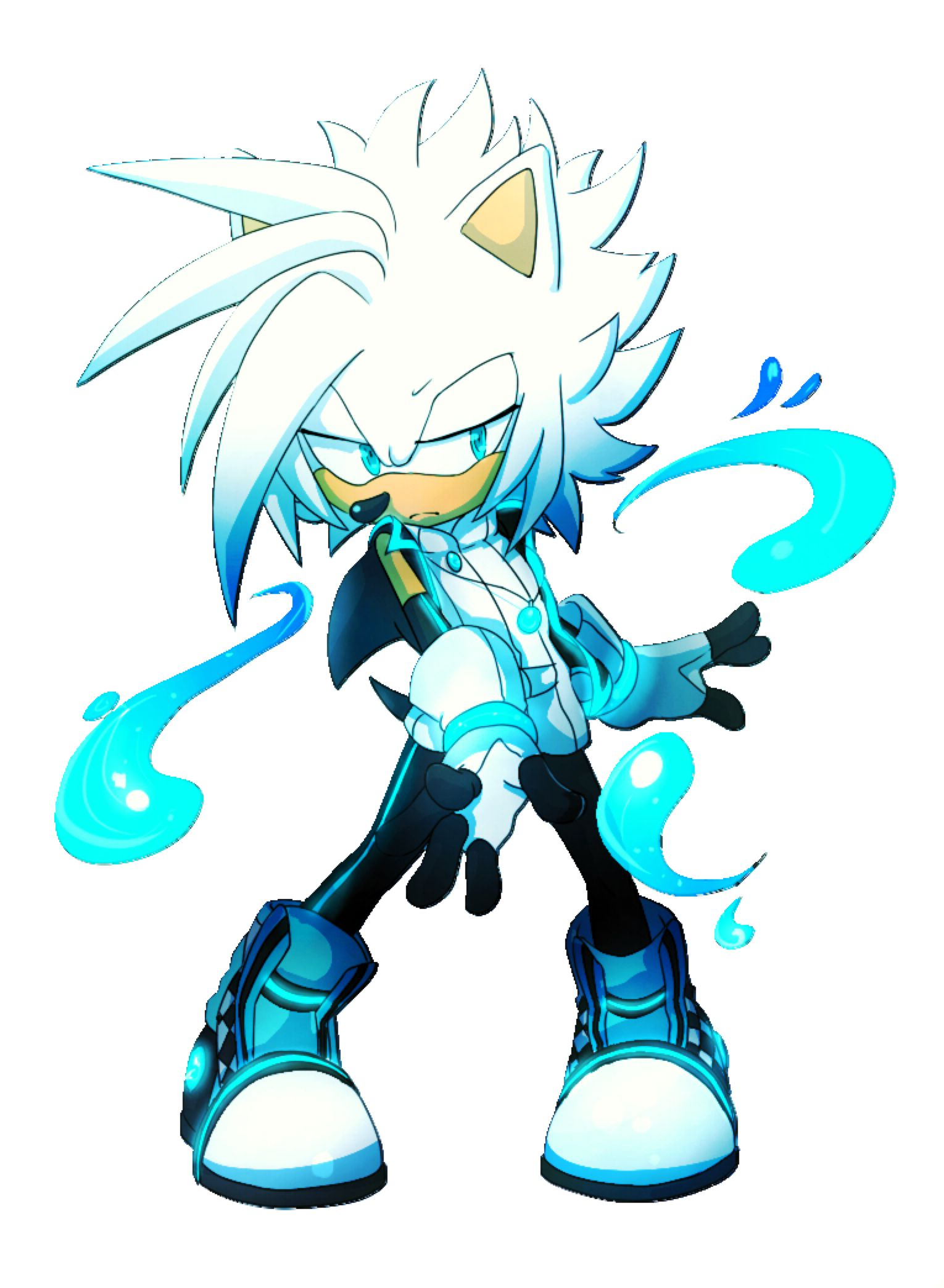 Ice hedgehog the silver new photo