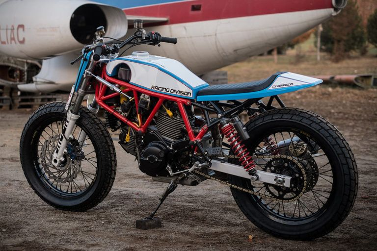 Ducati 750ss Desmo Flat By Home Made Motorcycles Hiconsumption
