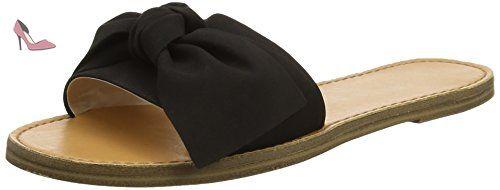 New Look Gift, Mules Femme, Noir (Black), 37 EU - Chaussures