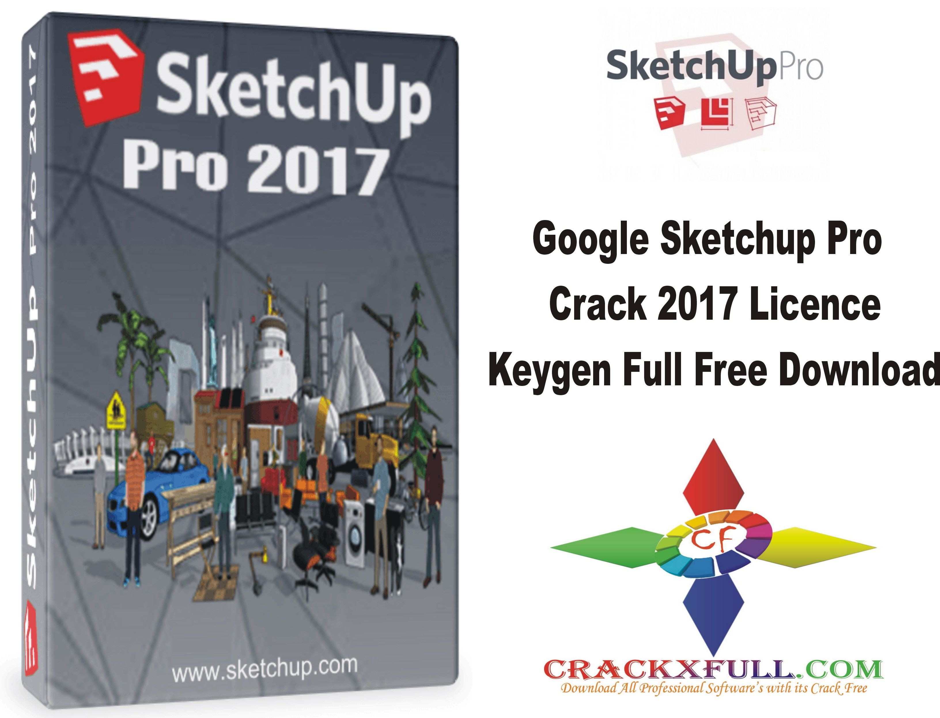 Sketchup pro 2017 v13.0.3689 patch
