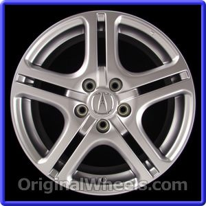 OEM Acura TL Rims Used Factory Wheels From OriginalWheelscom - 2006 acura tl rims