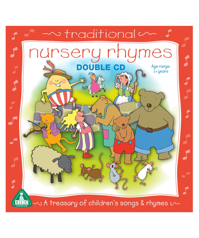 Traditional Nursery Rhymes Cd