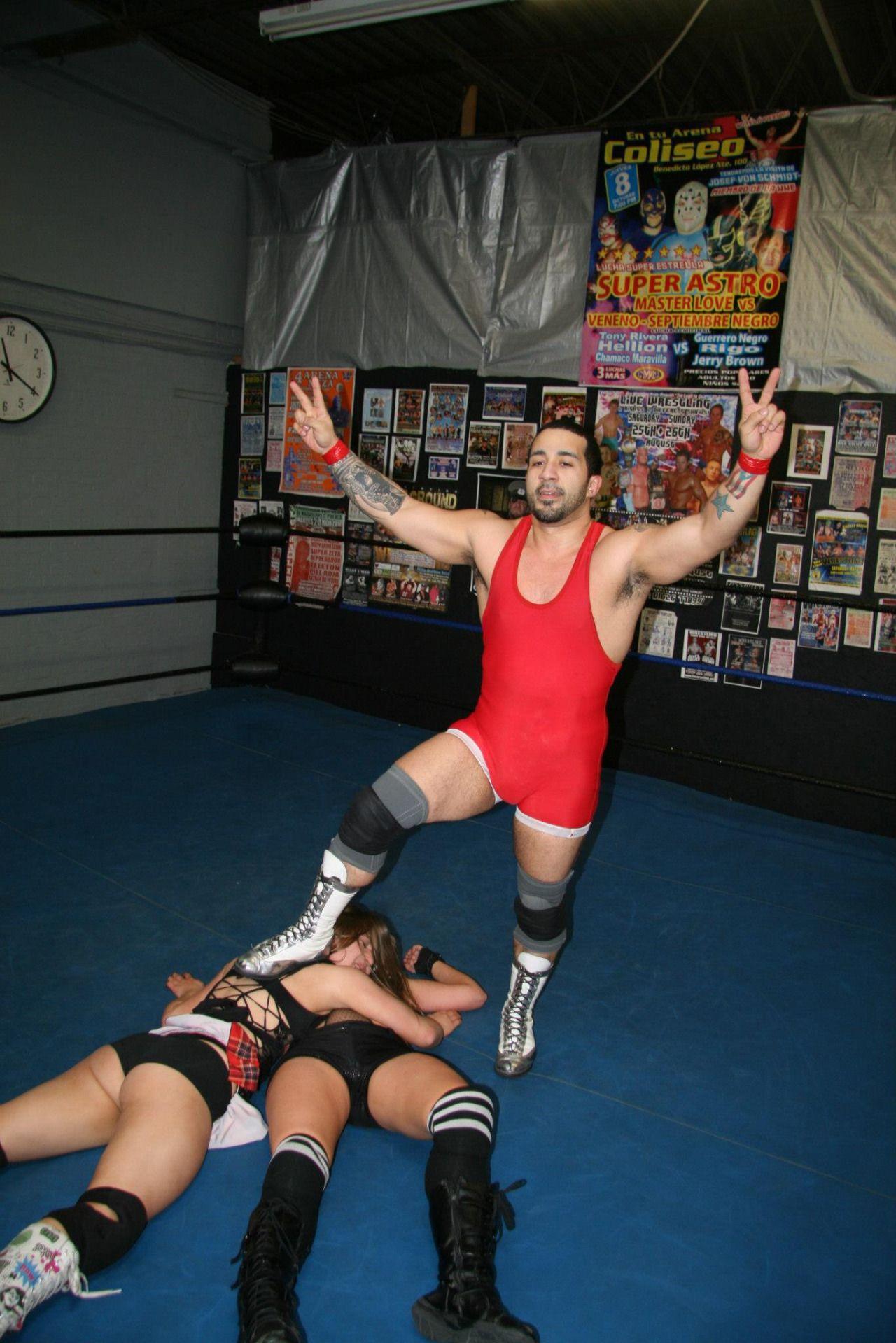 2 on 1 mixed wrestling | mixed wrestling | pinterest