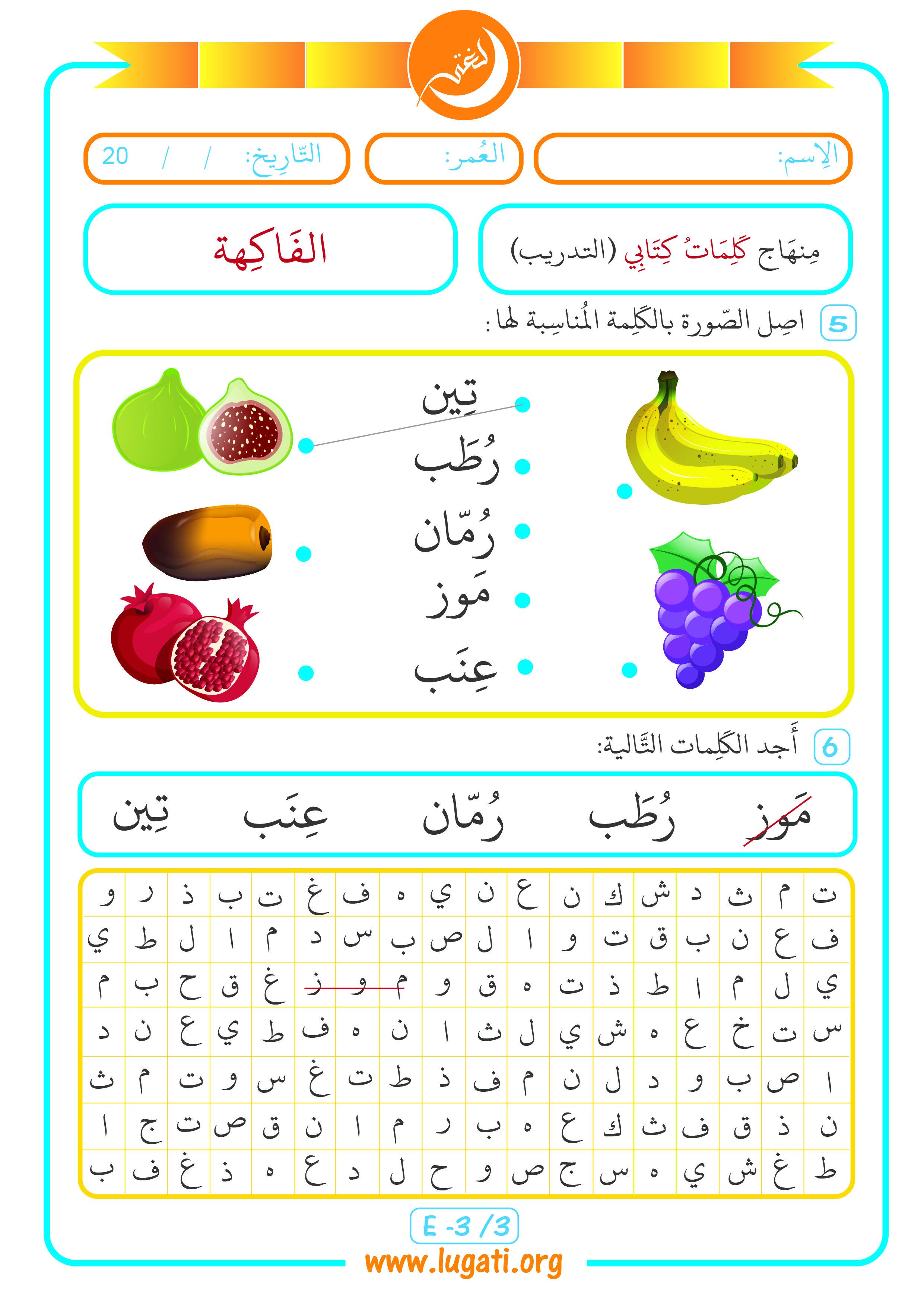 Fruit E3