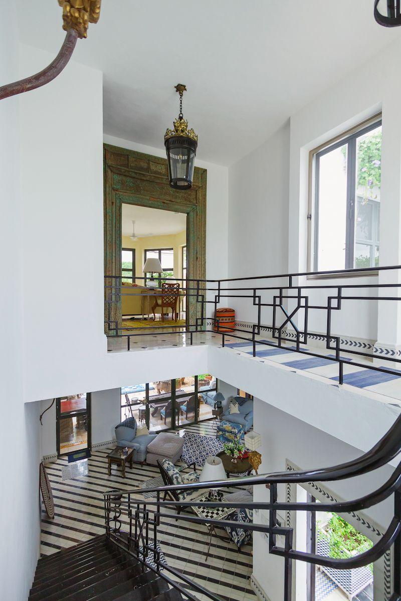 Mexican Bazaar Is A Stylish Twostory 2Bedroom 2Bathroom House Mesmerizing Bathroom Bazaar Design Decoration