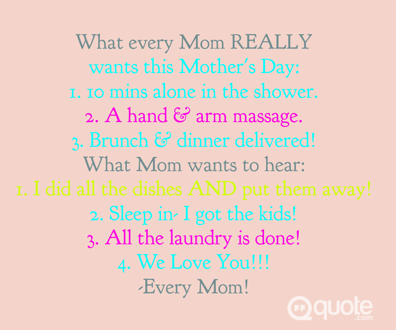 We Love You Mom Quotes If You Didn't Know Mothersday Is This Sunday And There Is Still