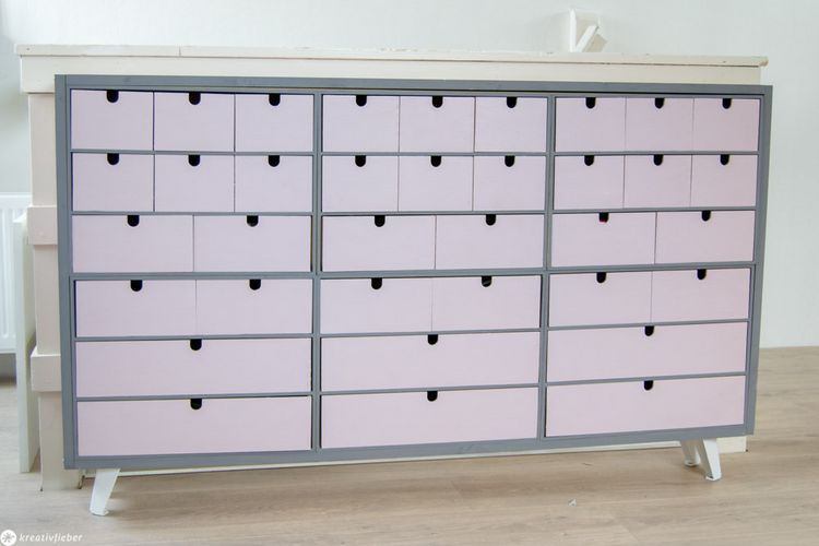 Diy Apothekerschrank Kreativfieber Kallax Ikea Ikea Furniture