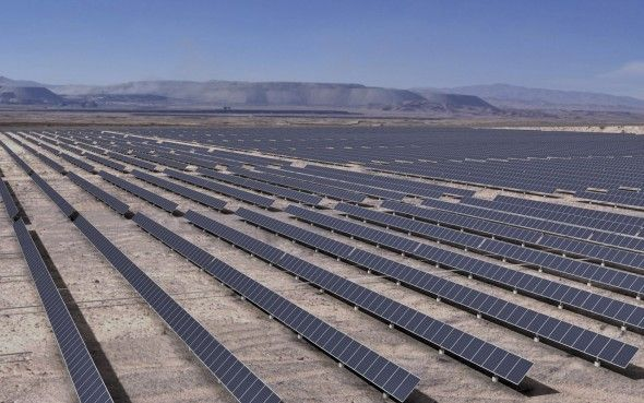 Can Solar Power Save Chile S Mining Energy Crisis Energy Crisis Save Power Solar