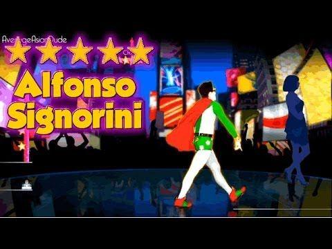 Just Dance 2014 Alfonso Signorini Eroe Nazionale 5 Stars