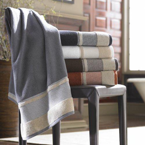 Kassatex Savile Collection Towel Sets, 3 Piece Set - Pewter Kassatex,http://www.amazon.com/dp/B009IOTTZQ/ref=cm_sw_r_pi_dp_FC79sb1RS0FP19FC