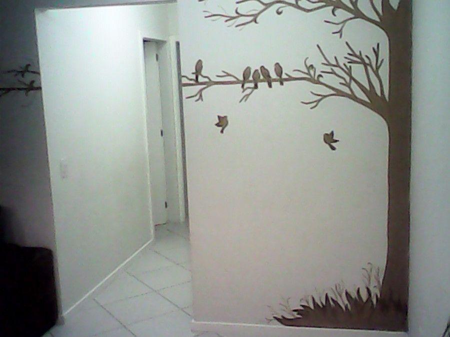 Pintura decorativa en paredes pesquisa google pintura - Pintura decorativa paredes ...