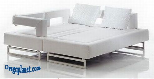contemporary sofa cum bed Home Decorations desgnplanetnet