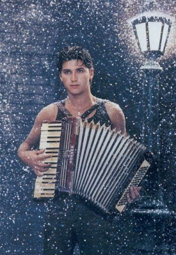 Pierre & Gilles, The Small Romanian, 1999