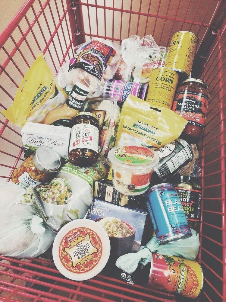 Trader Joe's in 2020 Healthy groceries, Trader joes