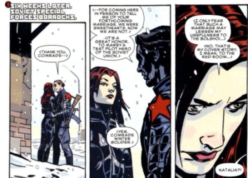 Bucky comic strip