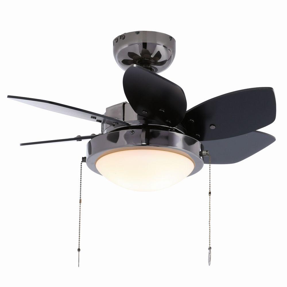 Westinghouse Quince 24 in. Gun Metal Ceiling Fan - 7224300 - The Home Depot