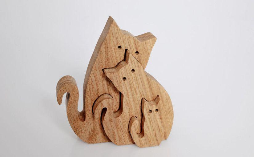 картинка деревянного кота запросу крепление для