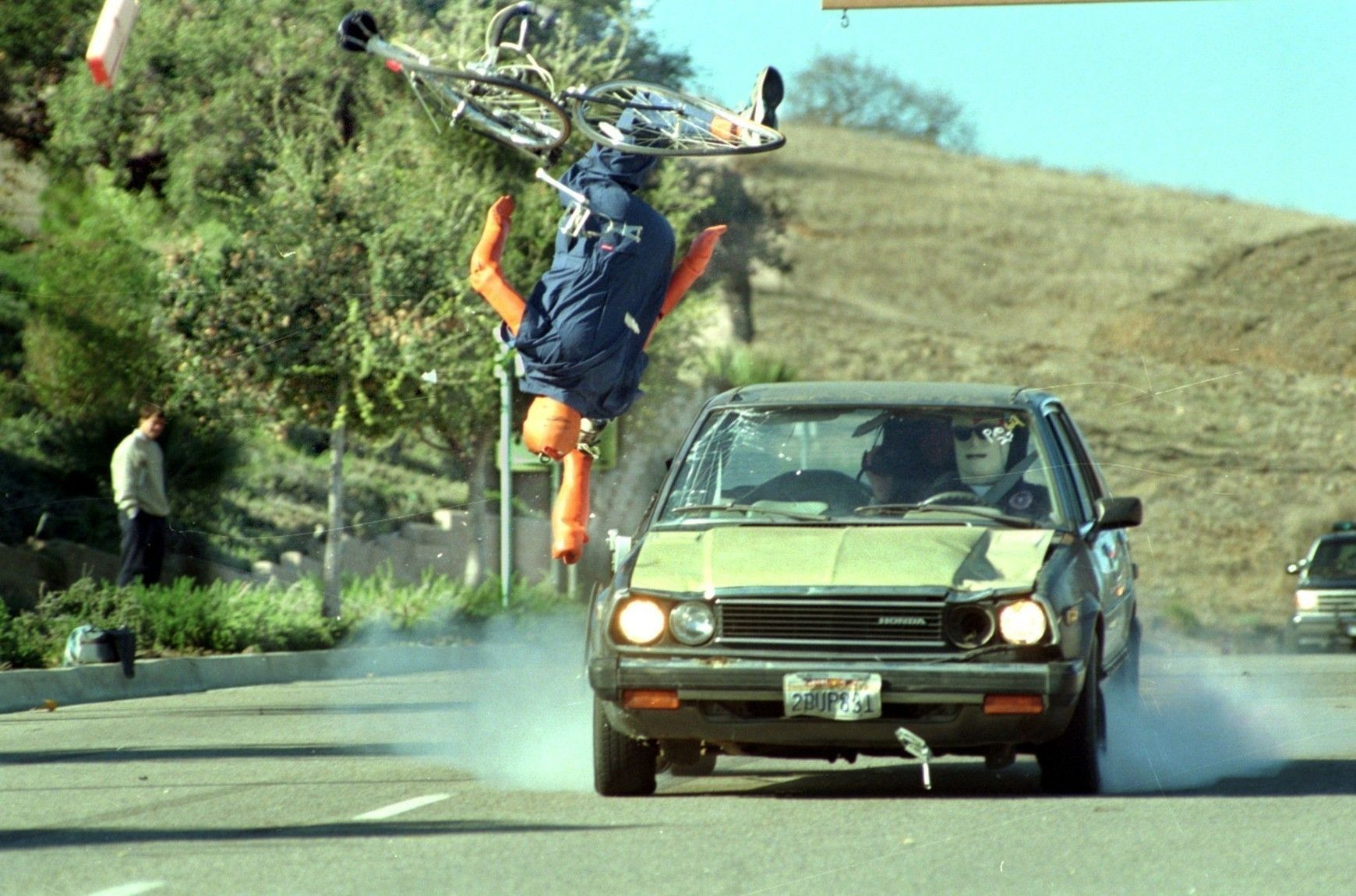 Bicycle Traffic Collisions Are Increasing At An Alarming Rate And