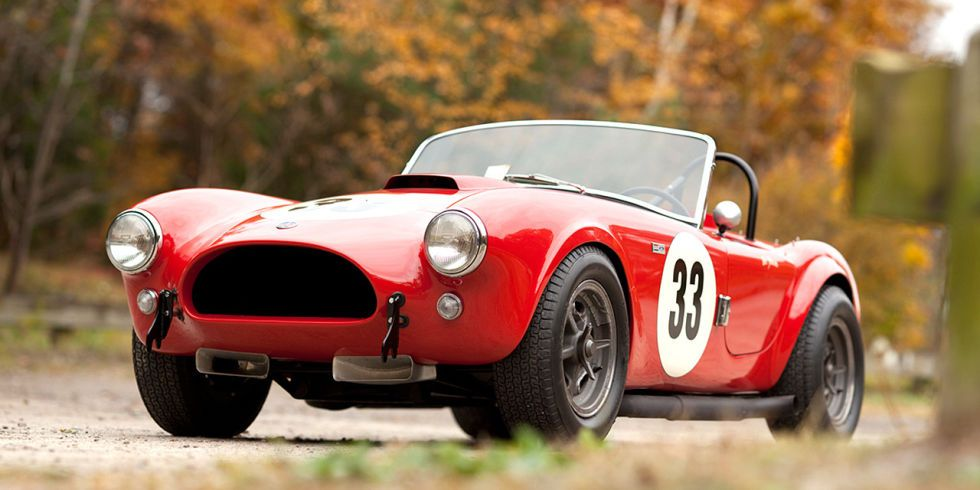 50 Cars With The Best Names Ever Shelby cobra, First