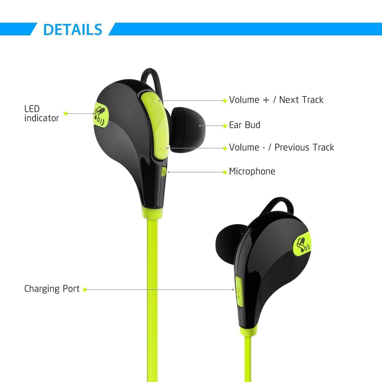 PLEXTONE BX343 Wireless Headphone Bluetooth IPX5