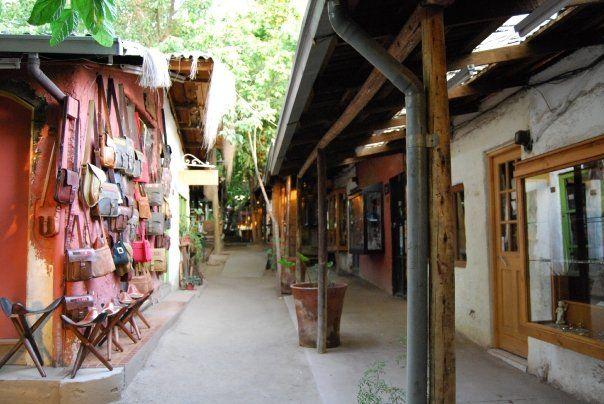 Centro Artesanal De Los Dominicos Santiago De Chile Chile Dominicos