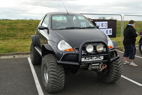Lifted Ford Ka Monster Trucks Monster Truck Rally Lifted Ford