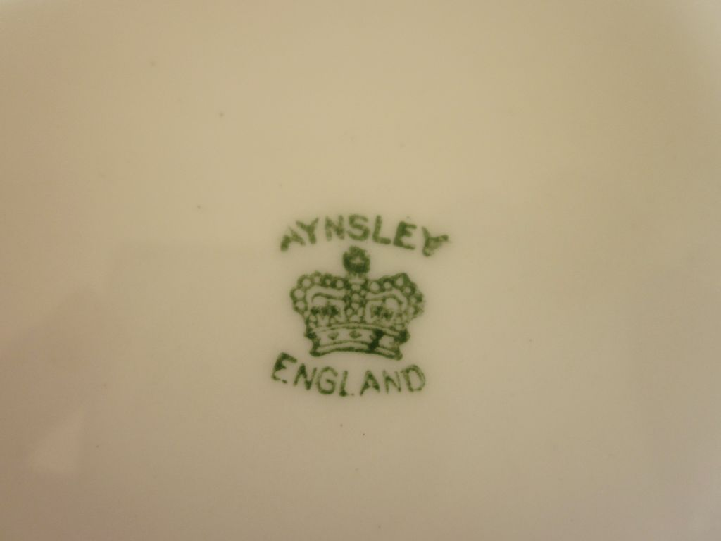 guide dating aynsley china backstamp