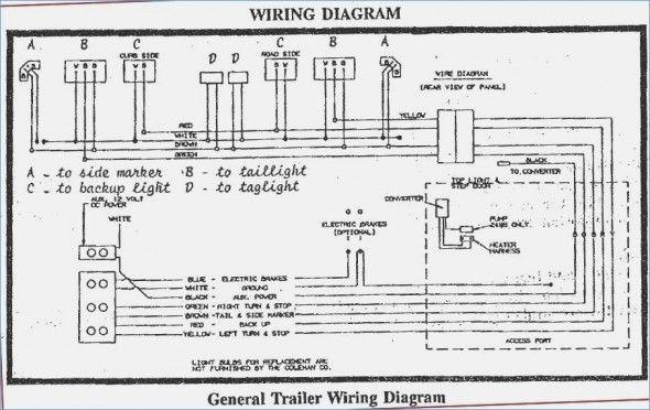 Sun Lite Truck Camper Wiring Diagram in 2020 | Trailer ...