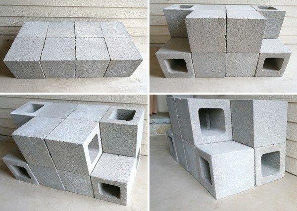 Erzeugnisse aus betonstein f r den vorderbereich for Billige dekoartikel