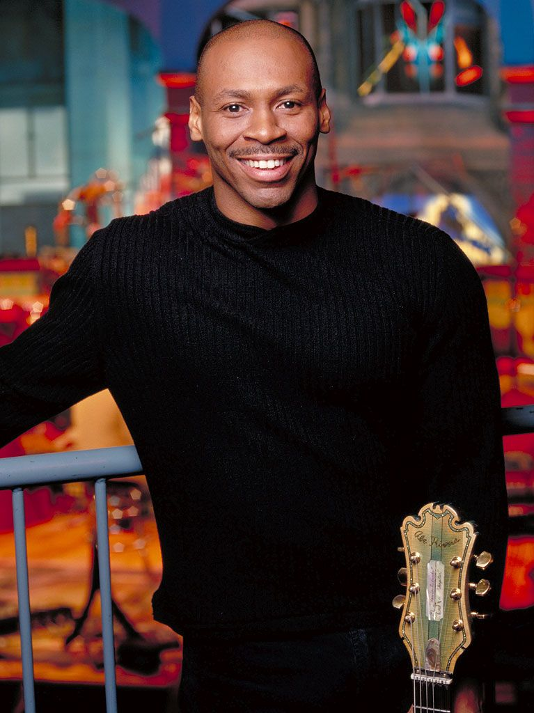 Carhartt Amphitheatre Stage: Kevin Eubanks performing Sunday, September 2nd from 3:00 PM - 4:00 PM