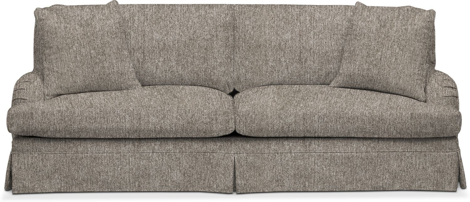 Campbell Performance Sofa Value City Furniture Living Room Seating City Furniture