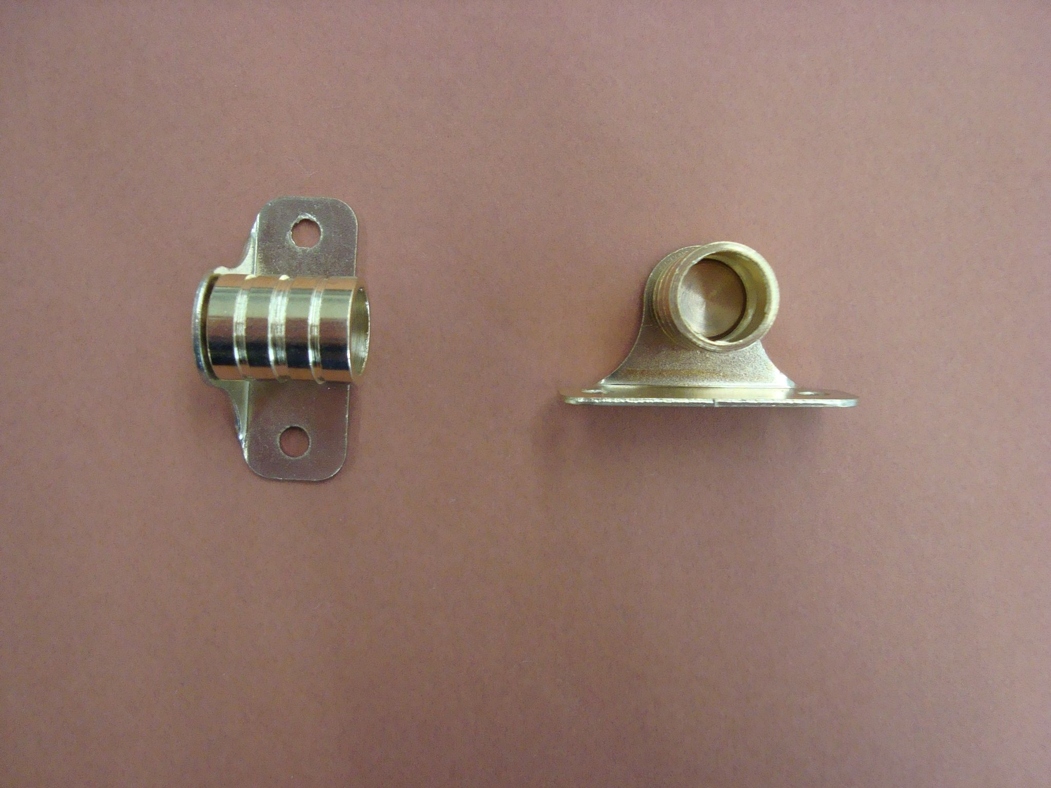 Inside Mount Barrel Brackets For Hanging Cabinet Curtains So