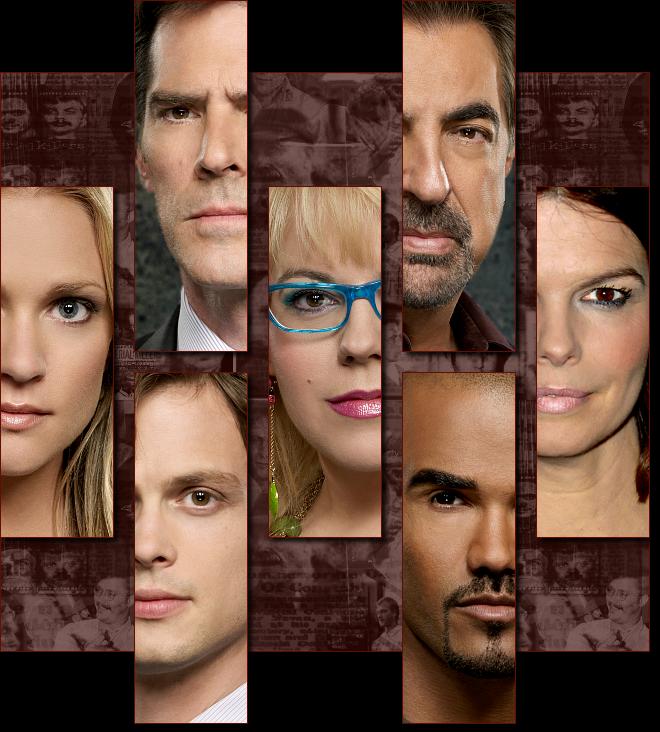 Criminal Minds  posters   USA-Series] Criminal Minds Season 8 [ Soundtrack ...