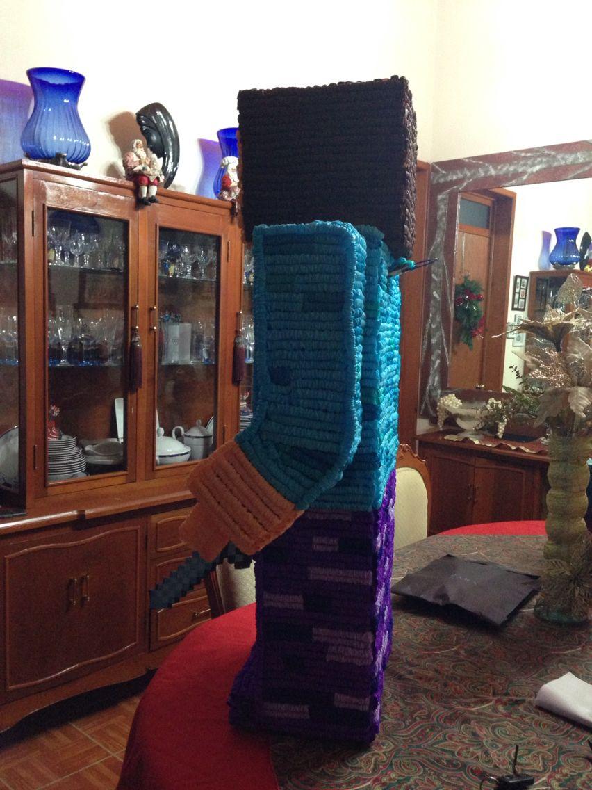 #Piñata #minecraft #pinata
