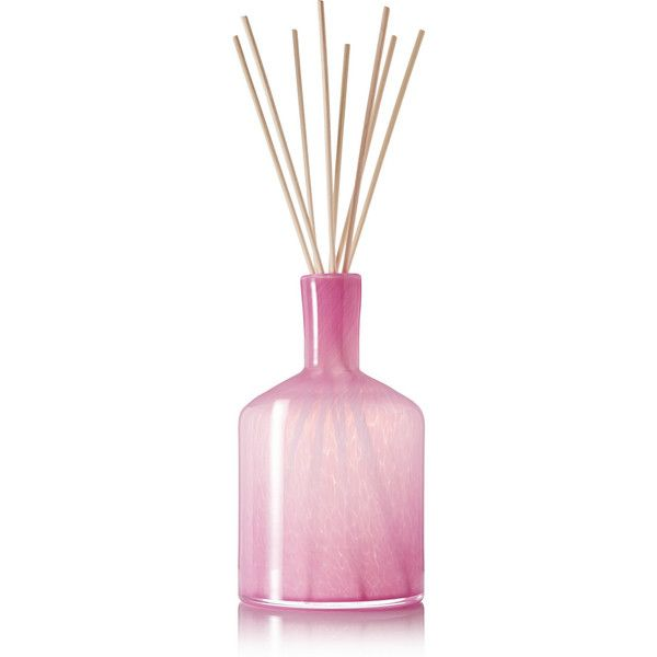 LAFCO House & Home Duchess Peony Powder Room Diffuser (£74) ❤ liked on Polyvore featuring home, home decor, home fragrance, decor, deco, extra, filler, colorless, essential oils diffuser and fragrance reed diffuser