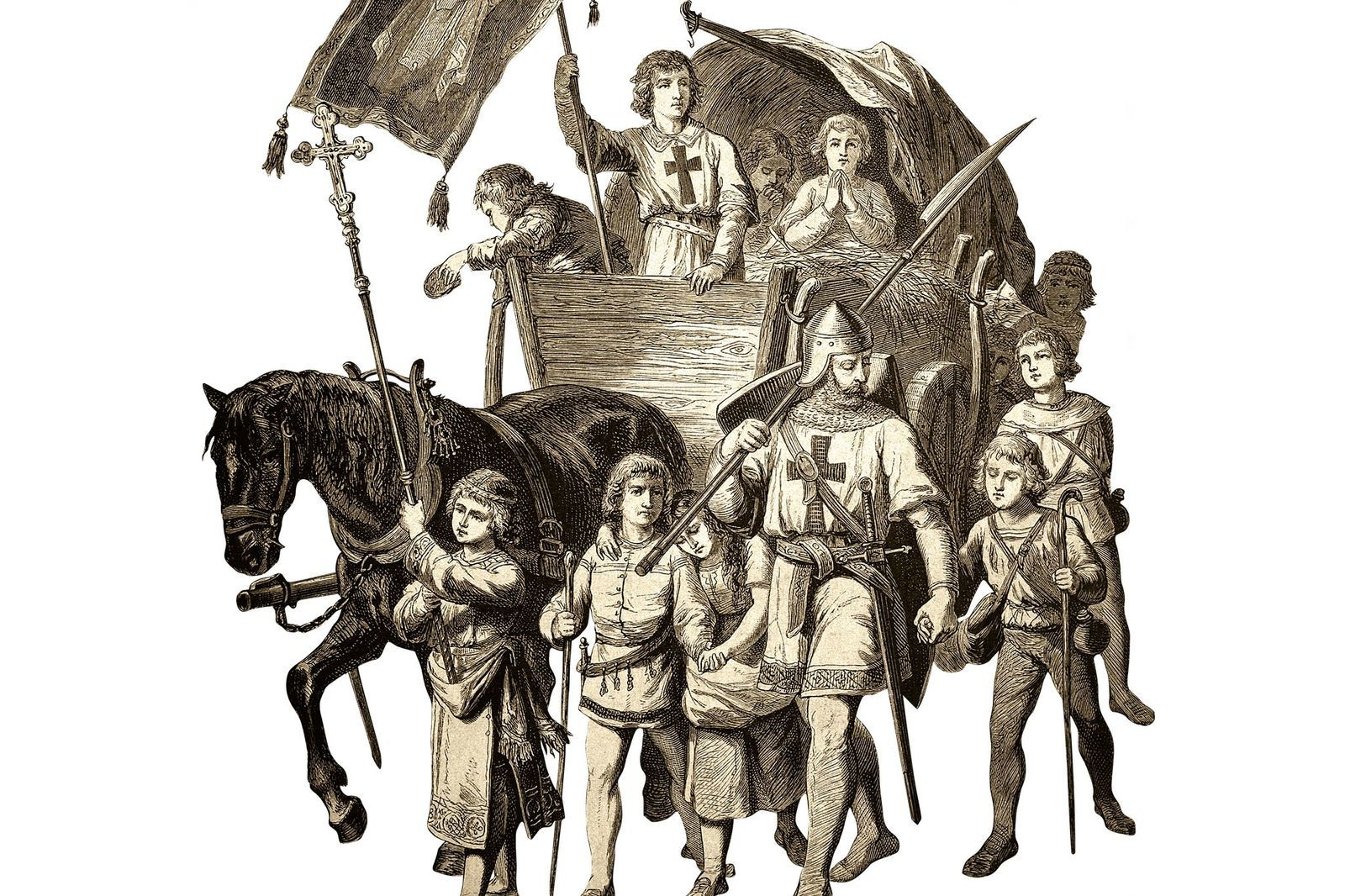 Les Croisades Par Ernest Lavisse Sabre Et Esprit Croisade Histoire Medievale Les Templiers