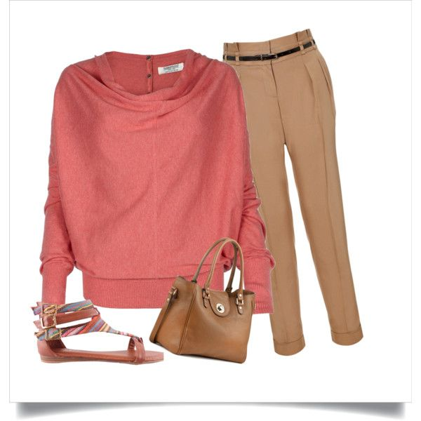 """""""Casual Outfit"""" by mozeemo on Polyvore [that's me! ;) Mo]"""