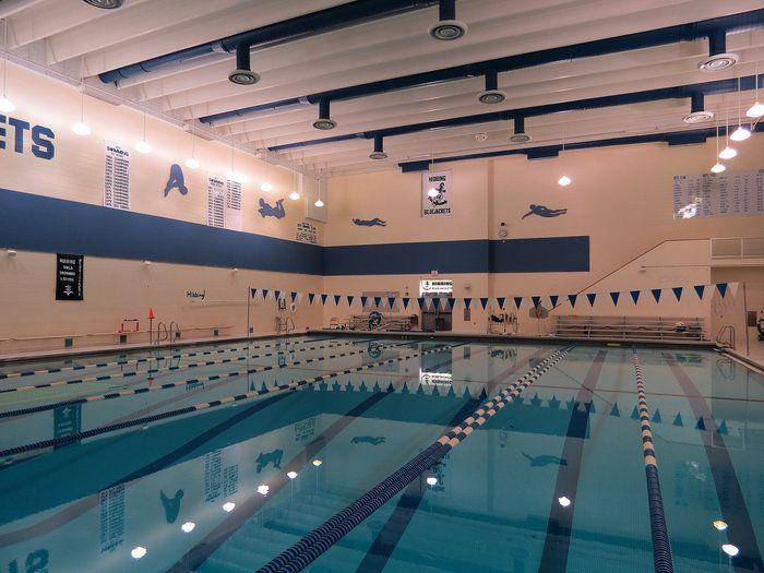 explore indoor pools high schools and more